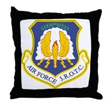 AFJROTC Throw Pillow