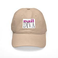 Nail Diva Baseball Cap