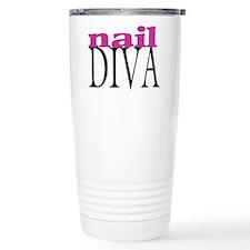 Nail Diva Travel Mug