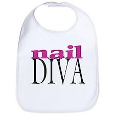 Nail Diva Bib