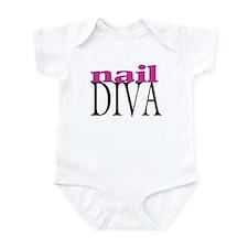 Nail Diva Infant Bodysuit