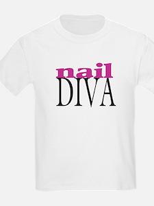 Nail Diva T-Shirt