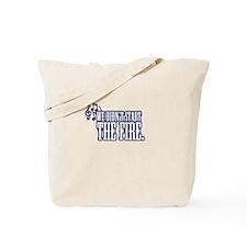 Unique Lyric Tote Bag