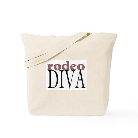 Rodeo Diva Tote Bag