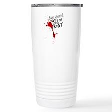 Unique Oscar Travel Mug