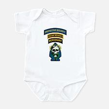 Iraq Contractor Infant Bodysuit