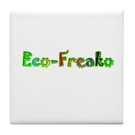 Eco Freako Tile Coaster