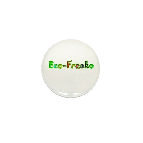 Eco Freako Mini Button (10 pack)