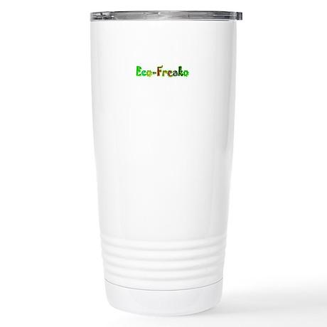 Eco Freako Stainless Steel Travel Mug