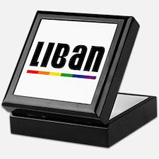 Liban Rainbow Keepsake Box