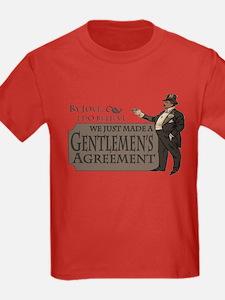 Gentlemen's Agreement T