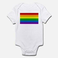 Rainbow Infant Creeper