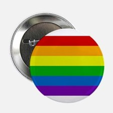 """Rainbow 2.25"""" Button (10 pack)"""