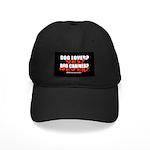 Dog Lover? Yes. Dog Chainer? Black Cap