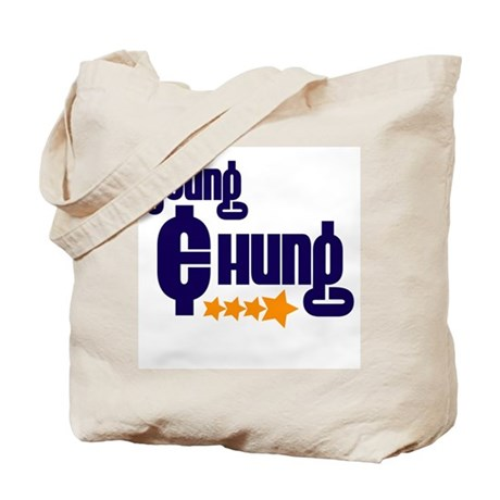 Young & Hung Tote Bag
