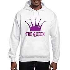 The Queen: Crown Hoodie