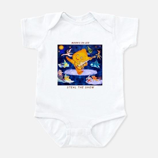 Moon in Leo Infant Bodysuit