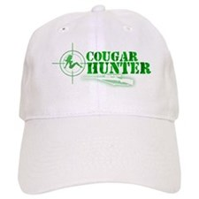 Cougar Hunter Baseball Cap