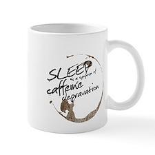 Sleep is a sign of Mug
