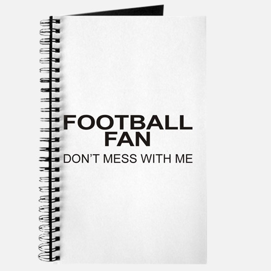 Football Fan Journal