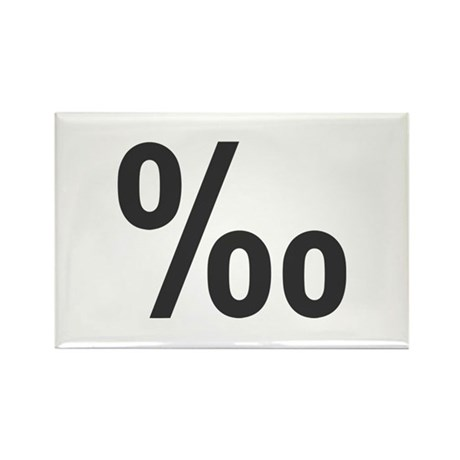 Blood Alcohol Level Rectangle Magnet (10 pack)
