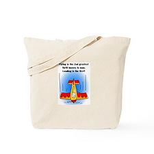 Cute Jet pilot Tote Bag
