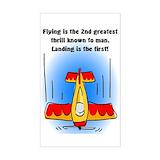 Pilots humor Stickers