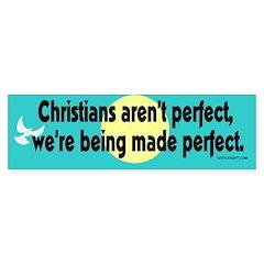 Christian Bumper Bumper Sticker