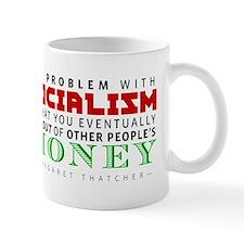The Problem Small Mug