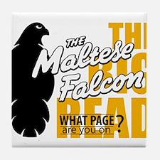 The Big Read, Maltese Falcon Tile Coaster