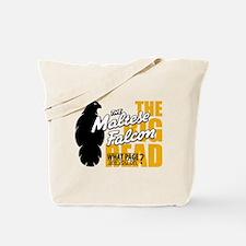 The Big Read, Maltese Falcon Tote Bag