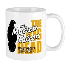 The Big Read, Maltese Falcon Small Mug