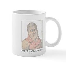 Righty Pai`ea Kamehameha Mug