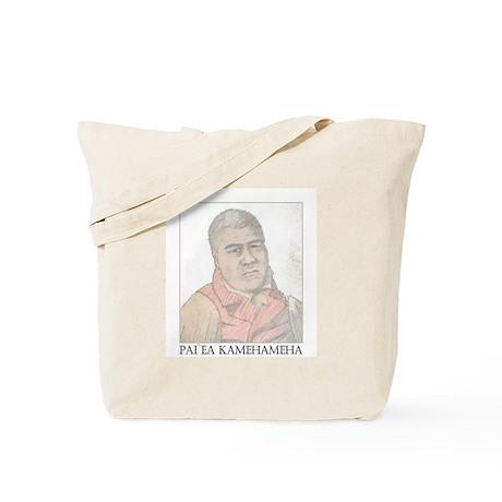 Pai`ea Kamehameha Tote Bag
