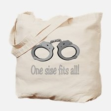 one size fits all Tote Bag