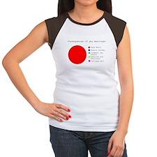 Consequences Women's Cap Sleeve T-Shirt