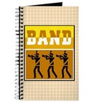 Marching Band Music Notebook Journal