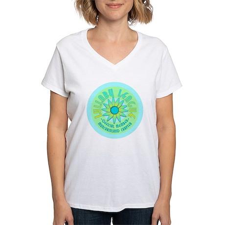 Munchkinland Women's V-Neck T-Shirt