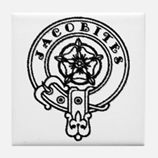 Cute Irish celtic Tile Coaster