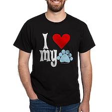 love Hemingway cat T-Shirt