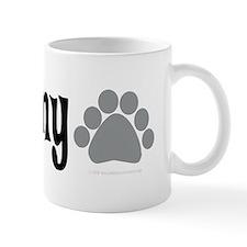 love Hemingway cat Mug