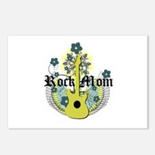 Rock Mom Postcards (Package of 8)