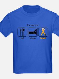Son ESHope Leukemia T
