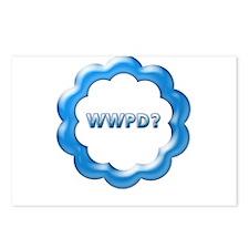 WWPD? Postcards (Package of 8)
