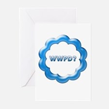 WWPD? Greeting Cards (Pk of 10)