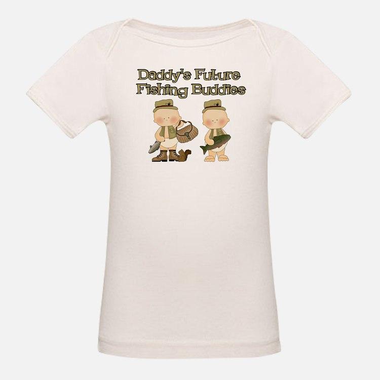 Daddy's Future Fishing Buddies Tee