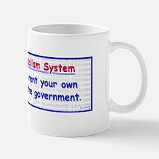 American Feudalism Mug