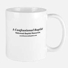 A Confessional Baptist Mug