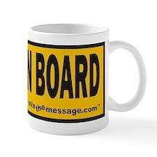 Drunk on Board Mug