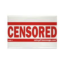 Censored Rectangle Magnet